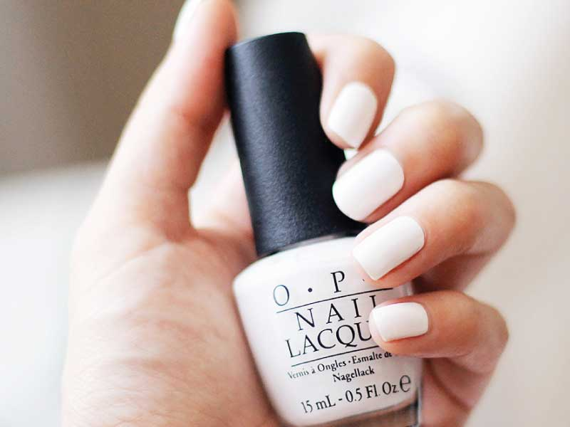 What Colour Should I Paint My Nails? - Our Wedding Journal