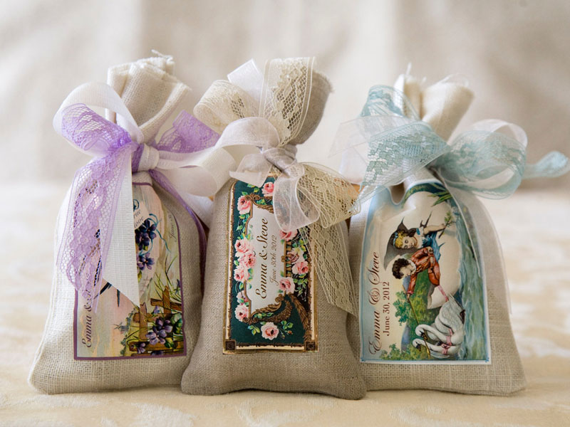 Top 5 what door gift to prepare for your wedding guests for Idea for door gift