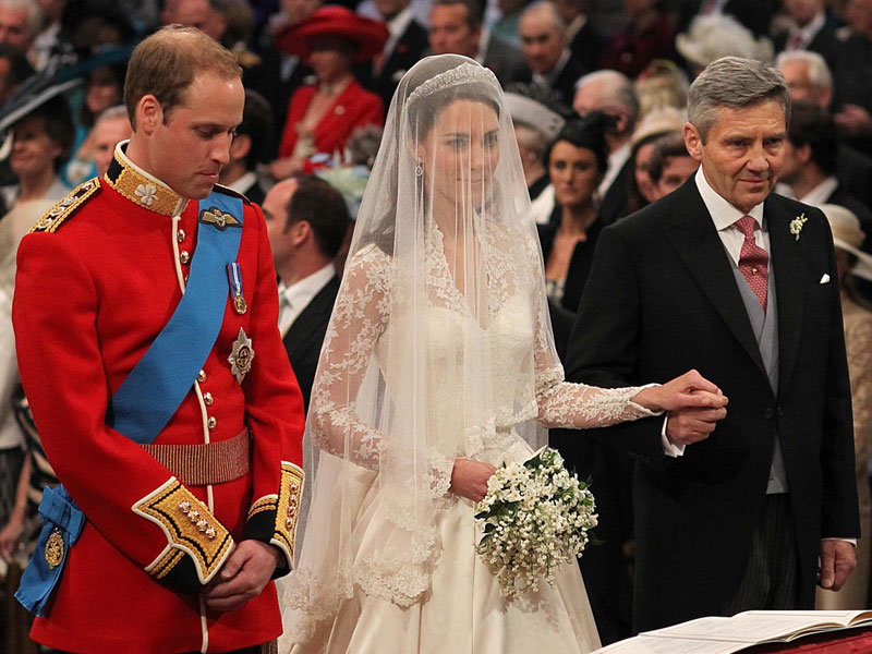 Real Weddings Prince William And Kate Middleton
