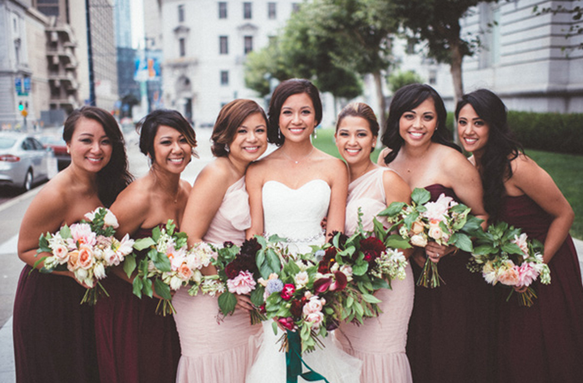 Who Should Pay For The Bridesmaid Dresses?