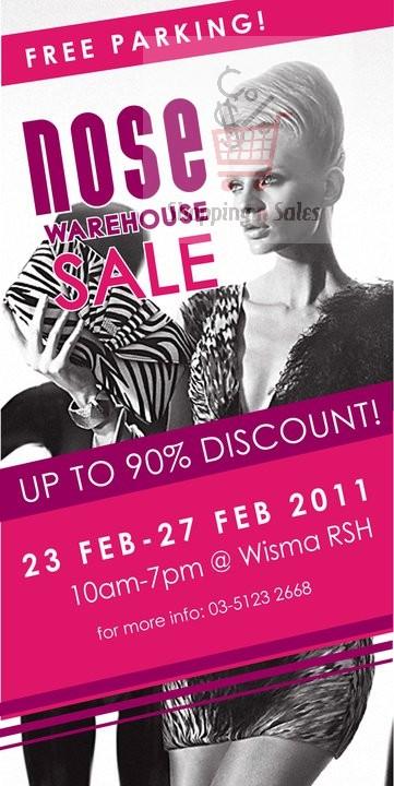 20110223-Nose-Warehouse-Sale
