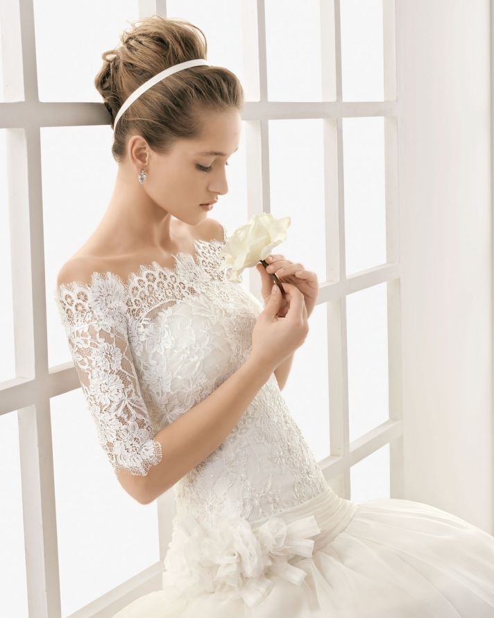 Tulle Wedding Dress 2015