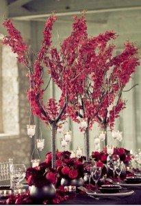 marsala pantone color bodas colour wedding ideas 3