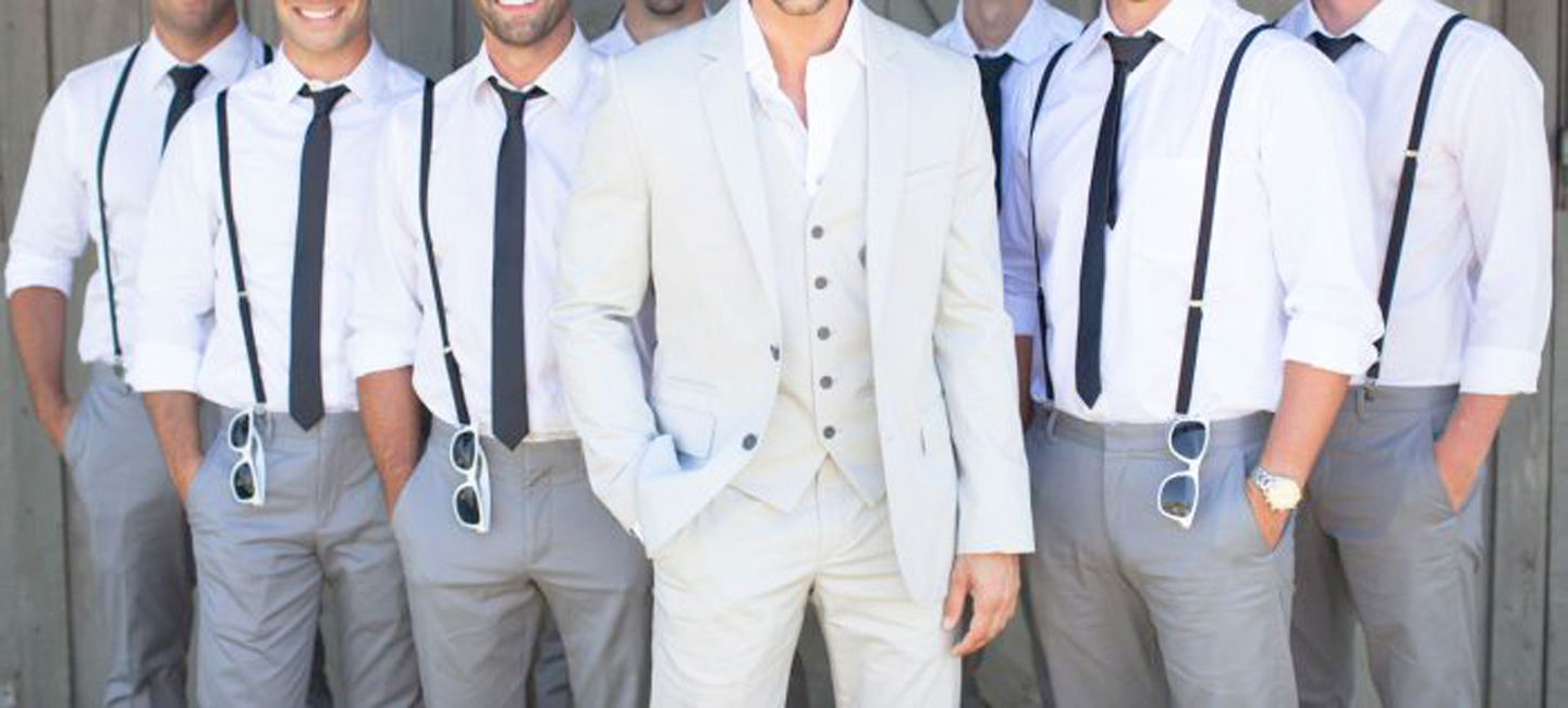 Wedding Guide For Grooms