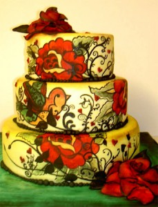 tattoo-wedding-cake