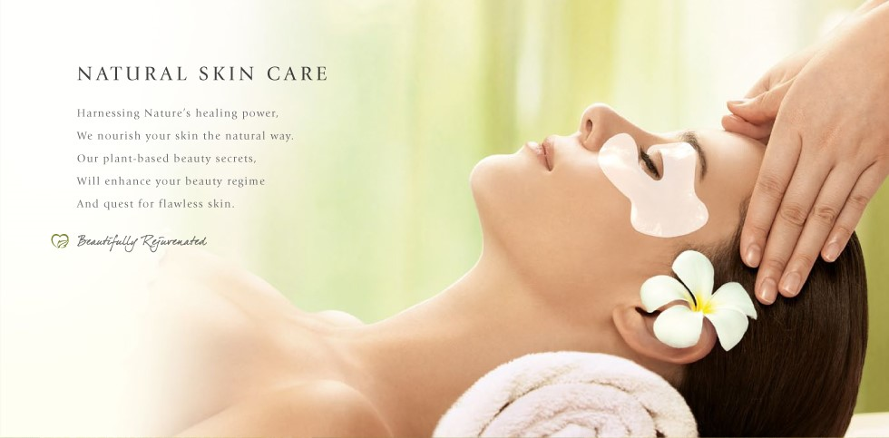 Get pampered NATURALLY by HerbaLine Facial Spa - Our Wedding Journal