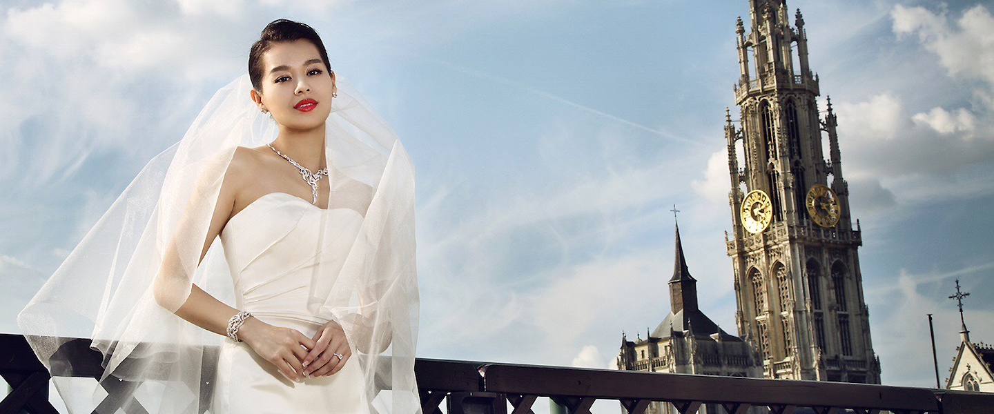 Celebrity Wedding Bell: Myolie Wu & Philip Lee | Thank you for ...
