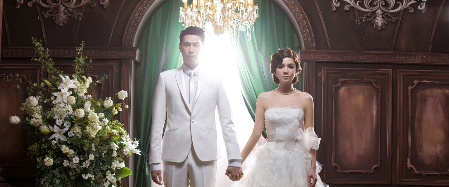 Real Weddings: Ella Chen and Alvin Lai - Our Wedding Journal