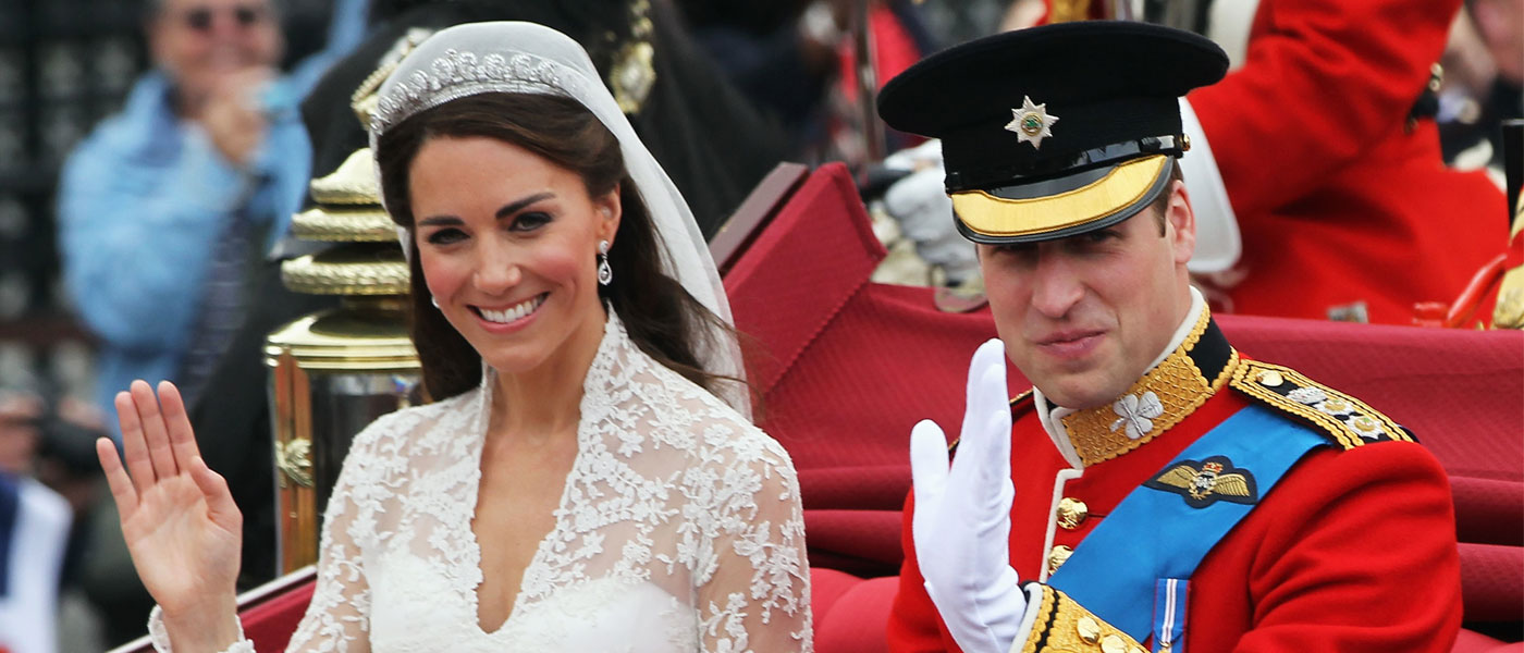 Real Weddings: Prince William and Kate Middleton