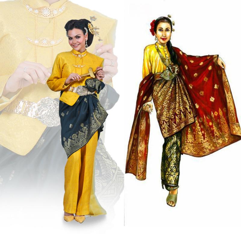 puteri-perak-traditional-costume