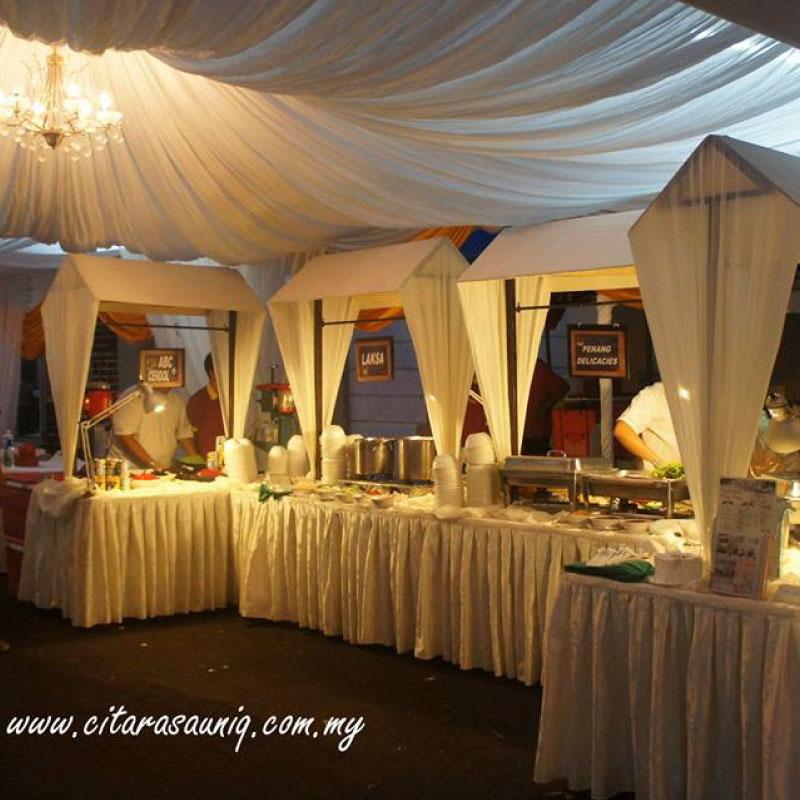 Malay Wedding Food