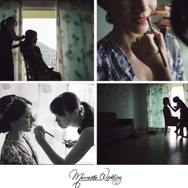 Momento Wedding Makeup