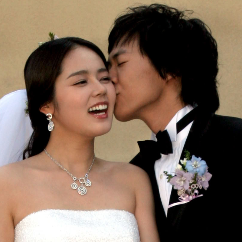 Han Ga In and Yung Jung Hoon