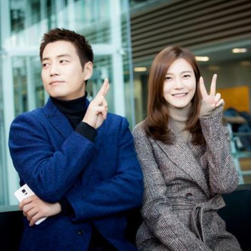 Joo Sang Wook and Cha Ye Ryun