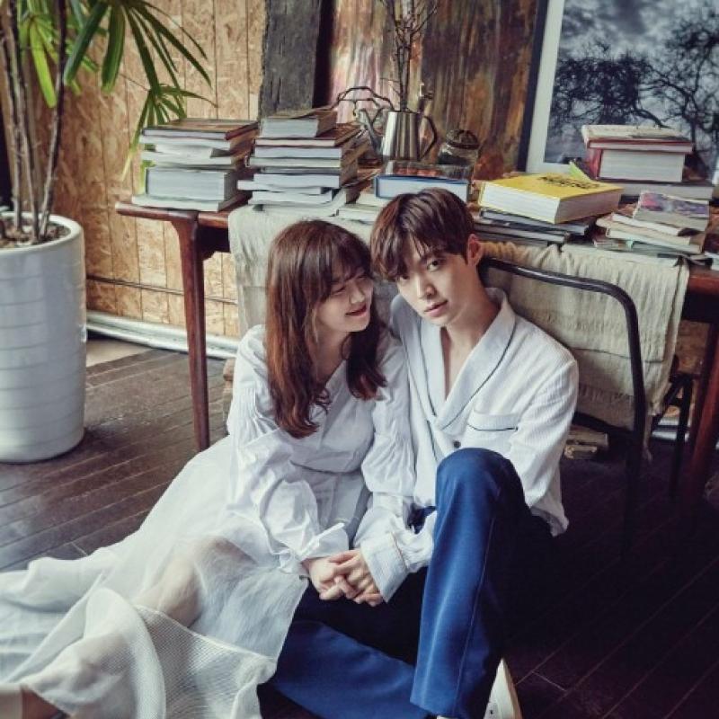 Gu Hye Sun and Ahn Jae Hyun