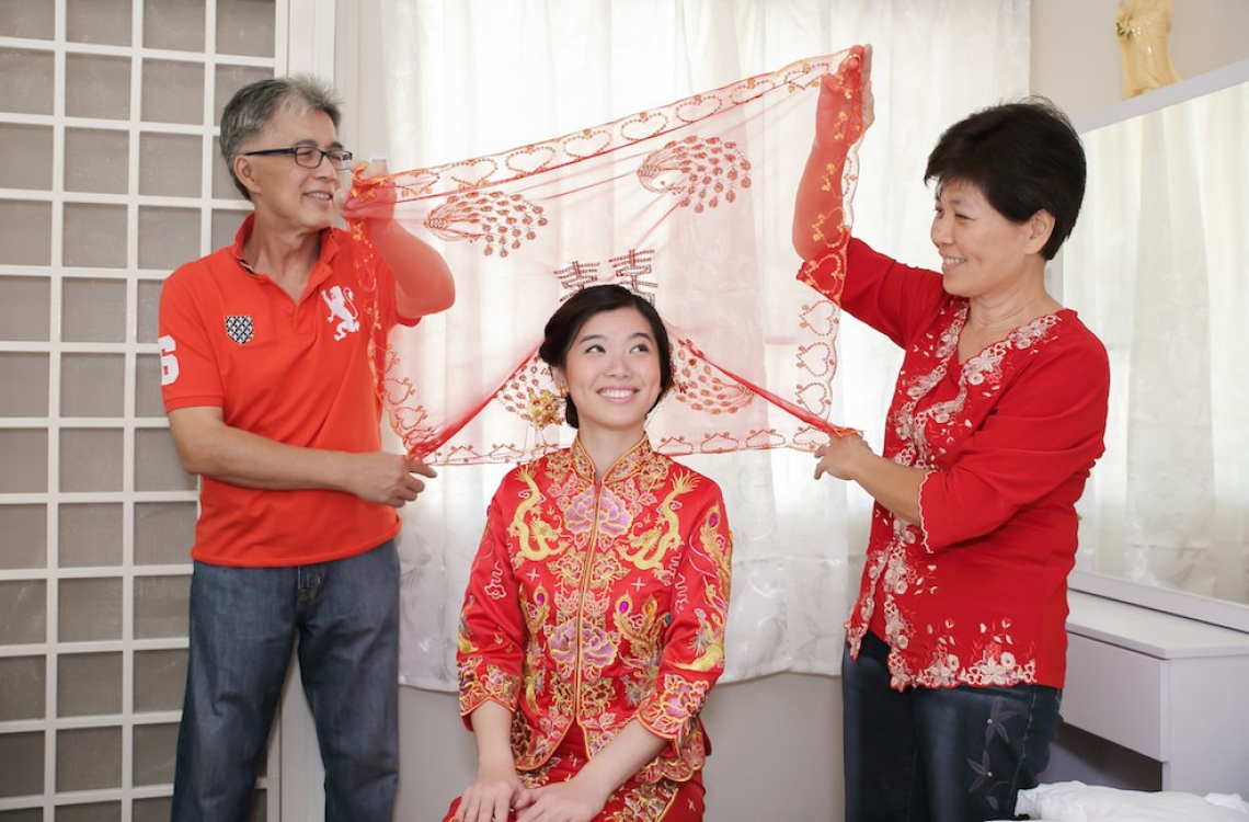ac255e064 Guo Da Li (过大礼) | The Know-How's To This Chinese Wedding Tradition