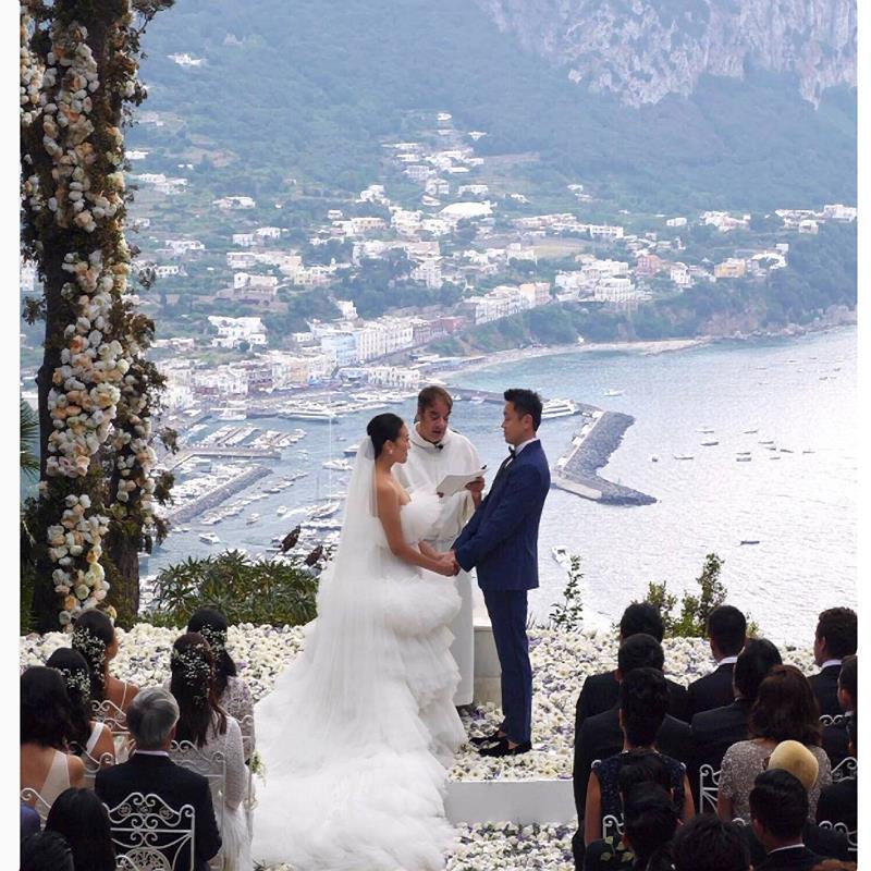 Li's wedding