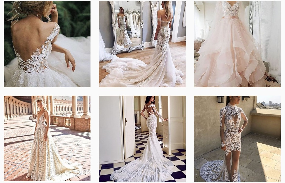 wedding dresses lookbook wedding trends