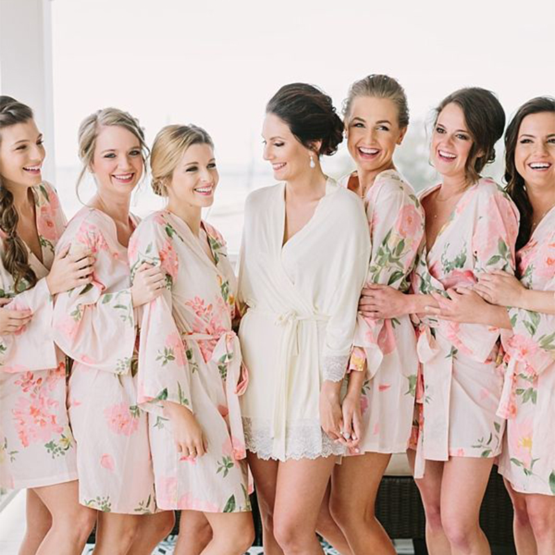 bridesmaid proposal ideas beautiful comfortable dressing gown