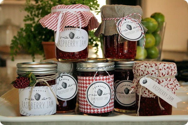 homemade jams bridesmaid proposal ideas